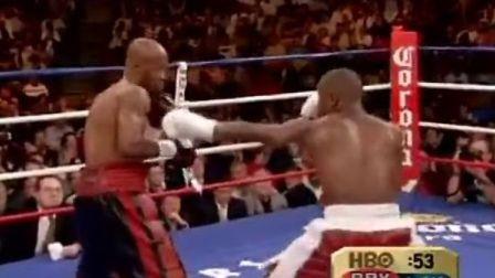 梅威瑟 vs 朱达(尤达赫) Floyd Mayweather Jr. vs. Zab Judah