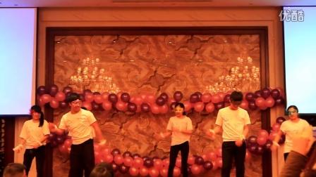 2012浙江瓯微软件年会-运营中心搞笑创意节目--爆笑亮点