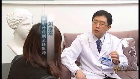 <朝天鼻整形>注射隆鼻术