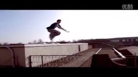 跑酷无限的可能性:Spring 2013 -  Parkour And Free-running