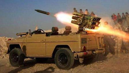 叙军又与美驻军直接交火了, 刚投诚的自由军用火箭弹猛轰美基地