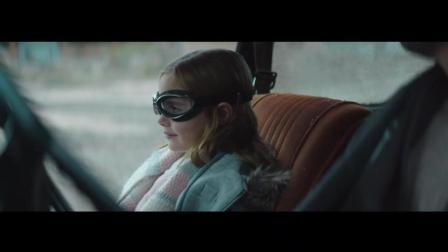 创意广告: 孩子是我们的希望, 让他有个童话梦