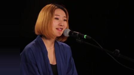 美女翻唱《成全》一首非常好听的音乐!