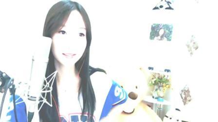 美女翻唱的粤语歌, 真的太好听了, 喜欢你!