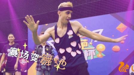 奇葩世界杯第2集: 俄罗斯美女大长腿吸睛 飞鞋大