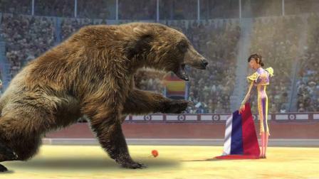 【西班牙VS俄罗斯】斗牛士对阵战斗民族,谁能胜出!?