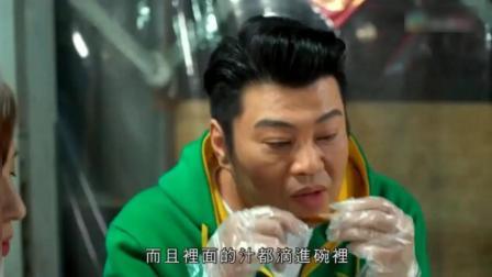 阮兆祥品尝, BB乳鸽, 避风塘炒蟹, 美味