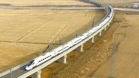 時速350公里搭載1193人, 全球最長高速列車開跑, 通達23個主要城市