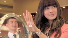 男总裁出手阔绰,3万块的戒指容易就送,美女福利就是好!