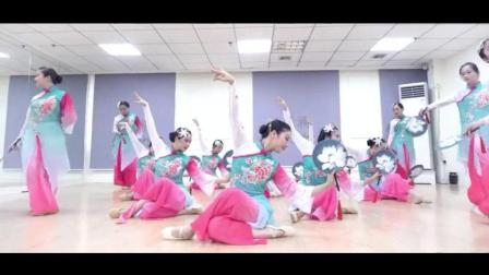 点击观看《古典舞 花间梦 千丝万缕分西东相思未影踪》