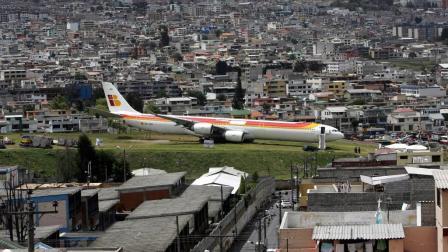 创一科论 世界上最危险的机场 孔戈尼亚斯机场 紧贴民居!