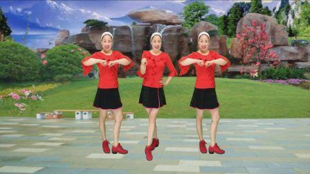 蓝天云广场舞 动感健身舞 不要迷恋姐 一步一步广场舞分解教学 含正背面演示