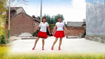 点击观看《玫香广场舞 一生爱的就是你 32步附教学分解 含正背面示范》