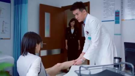 美女医院看病,直接求医生模腿,这是有多饥渴难耐