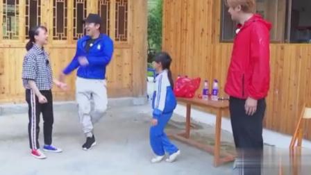 男人帮校园教小学生学鬼步,黄渤的这舞步是来