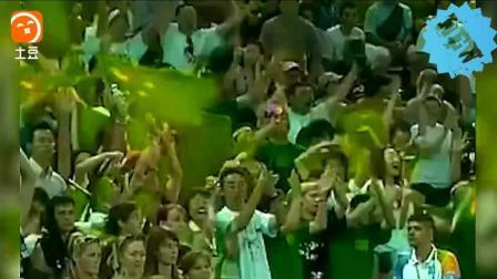 姚明正式确立自己中国男篮核心的比赛, 这场比赛