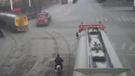 最新车祸视频合集, 谨慎驾驶, 注意安全