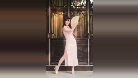旗袍美女跳热舞, 简直就是女人中的极品啊!