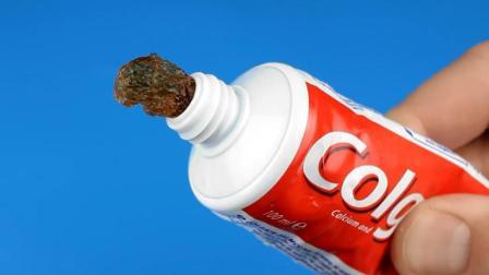 """可口可乐变成""""果冻牙膏"""", 恶搞男友只需要2步"""