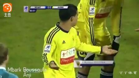 冲动的惩罚  盘点足球史上那些最愚蠢的红牌