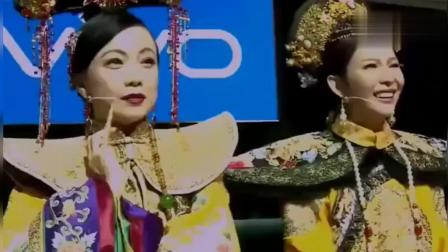 大唐荣耀女主宋小宝出演搞笑小品, 姑娘直接跟宋