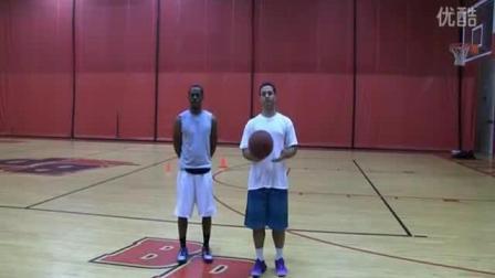 篮球技巧教学: 斯蒂芬库里的急停三分球 简单的