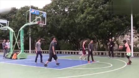 当你看完美国11岁小学生在中国野球场上打篮球时