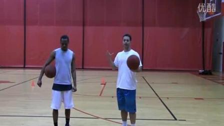 篮球技巧教学: 肯巴·沃克的后撤步训练 篮球投篮