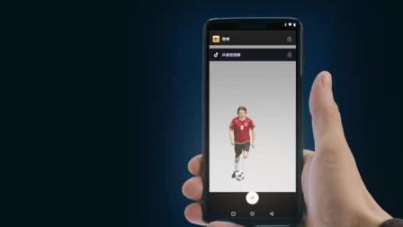 一加6的这个世界杯广告, 可以说很有创意了!