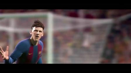 佳得乐梅西世界杯动画广告