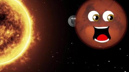 恶搞火星, 你见过这么可爱的火星吗?