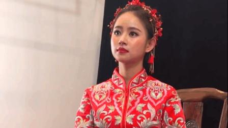 红色嫁衣, 美丽的新娘!