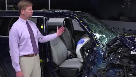 新款大指挥官jeep撞击实验时这么像塑料?