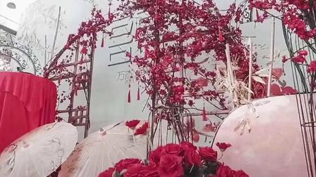 这样的中式婚礼需要花多少钱?