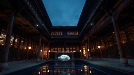 听建筑师说如何把天边一朵云带到松江广富林