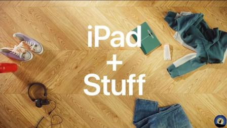 iPad全新创意广告