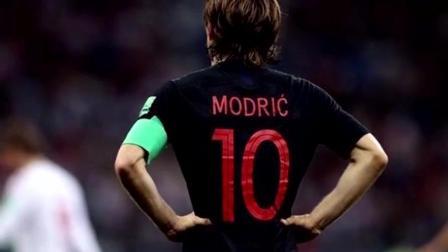 世界杯金球奖, 闯入决赛的克罗地亚球星莫德里奇