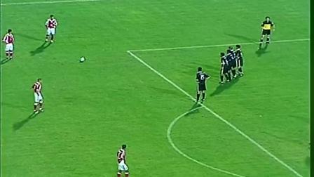 盘点2000年黎巴嫩亚洲杯的十佳球, 那年的杨晨真