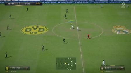 FIFA 莫德里奇最快进球 C罗救主完成绝杀