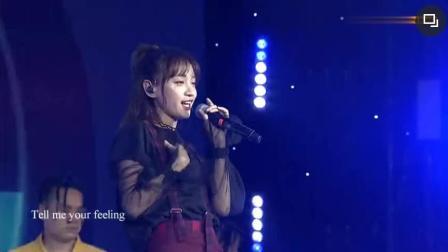 SNH48成员黄婷婷个人SOLO曲《Feeling_you》