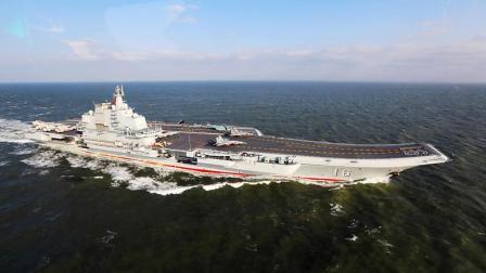 辽宁舰的百公里油耗有多高? 一辆家用轿车说没就没