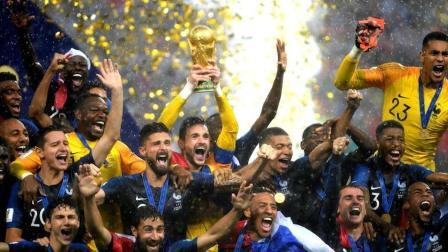 法国队队与克罗地亚两队20年经历哪些兴衰