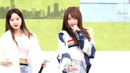 韩国极品美女团体跳舞, 最漂亮的小姐姐你在看哪