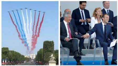拉拢4个亚洲国家围堵中方, 法国抢了美国的戏? 印度拒当炮灰