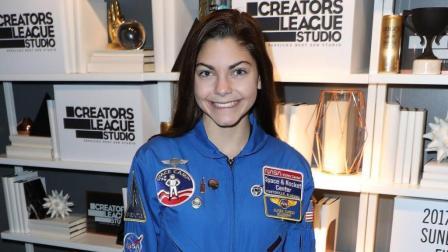 史上年龄最小宇航员: 年仅17岁, 就入了NASA的法眼!