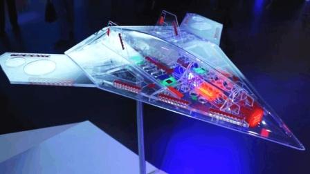 俄罗斯新型无人战机即将首飞, 外形神似B2, 被誉为六代机!