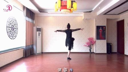 美久广场舞温习原创现代舞附导师教学.何宗龙