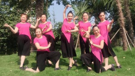 点击观看《美久广场舞 叶问 初级入门健身舞蹈动作教学分解视频 明星团队演示》