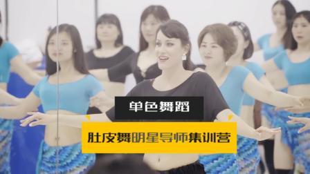 点击观看《单色舞蹈 肚皮舞训练营 好多小蛮腰》