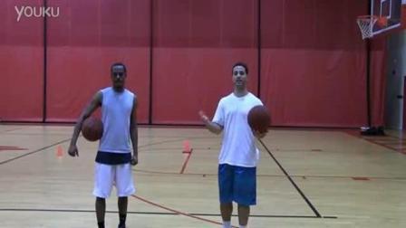 篮球技巧教学: 肯巴·沃克的后撤步训练 快速抛投